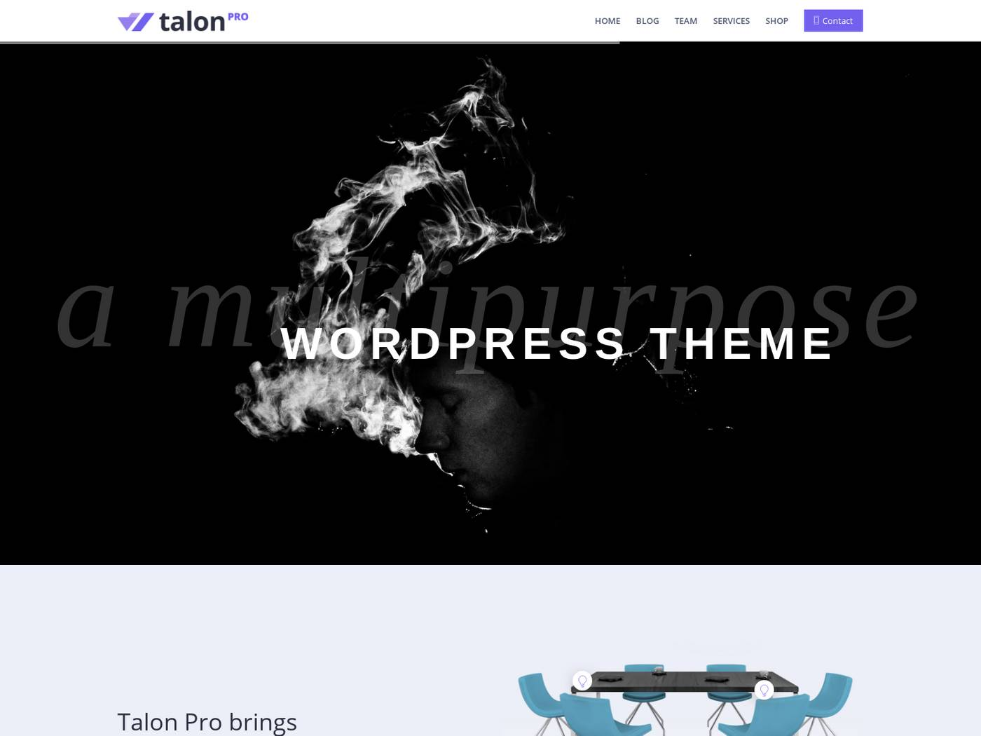Talon Pro screenshot